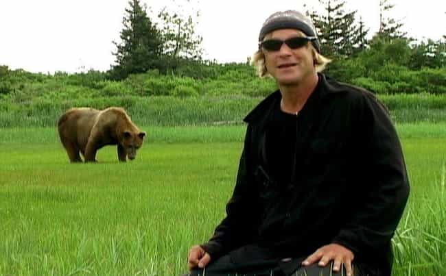 The Grizzly Man Tapes is listed (or ranked) 1 on the list 15 Horrifying Death Videos That Exist But You'll Never See