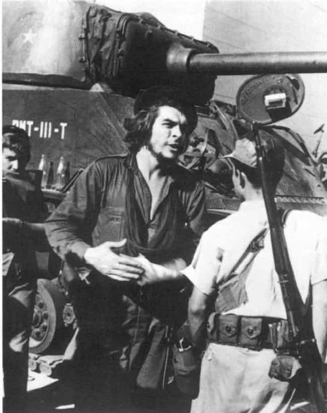 As Prison Commandant, Che Pers... is listed (or ranked) 2 on the list 12 Dark Facts About Che Guevara, Who Was More Complex Than His Image Suggests