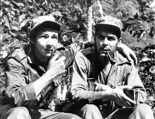 During the Cuban Revolution, C... is listed (or ranked) 1 on the list 12 Dark Facts About Che Guevara, Who Was More Complex Than His Image Suggests