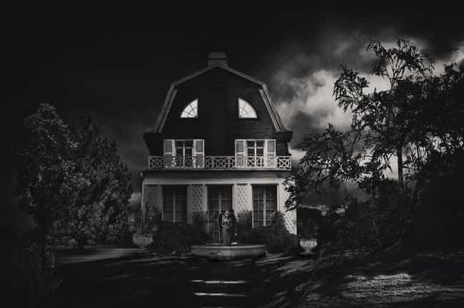 The Amityville House Hosted A ... is listed (or ranked) 1 on the list 11 Intense Crimes And Stories Fueling Famous Hauntings