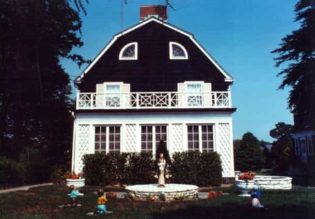 The Amityville House Hos... is listed (or ranked) 1 on the list The Real Crimes And Tragedies That Led To Beliefs In Famous Hauntings