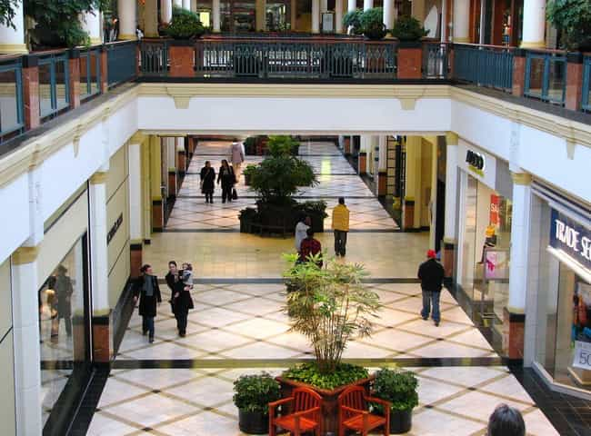 A Grieving Mother Stole a Baby... is listed (or ranked) 4 on the list 13 Terrifying Shopping Mall Kidnappings
