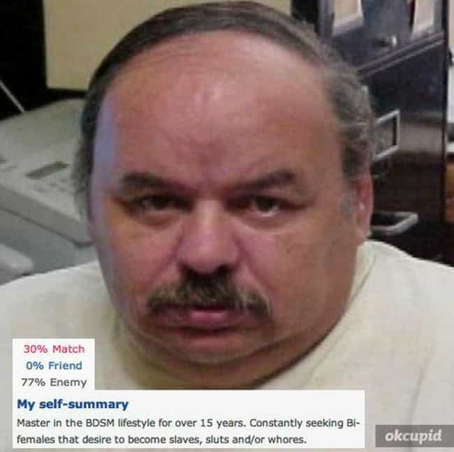 Funny OK Cupid Profiles From Hell