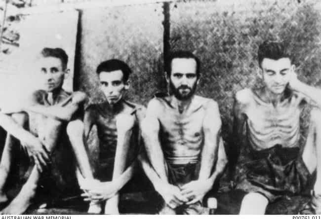 Japanese Soldiers Ate Prisoner... is listed (or ranked) 1 on the list Unbelievably Inhumane Japanese Torture Methods Used During World War II