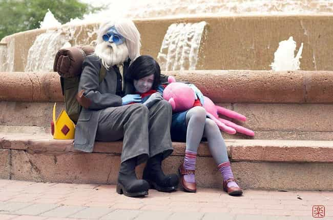 Simon and Marcy is listed (or ranked) 4 on the list 25 Spot-On Cosplays of American Cartoon Characters