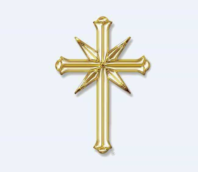 Scientology Cross is listed (or ranked) 1 on the list 17 Major Types Of Crosses And What They Mean