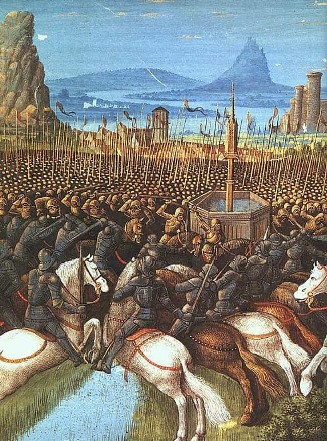 Their Own Code of Battle Made ... is listed (or ranked) 2 on the list 10 Illuminating Facts About the Knights Templar