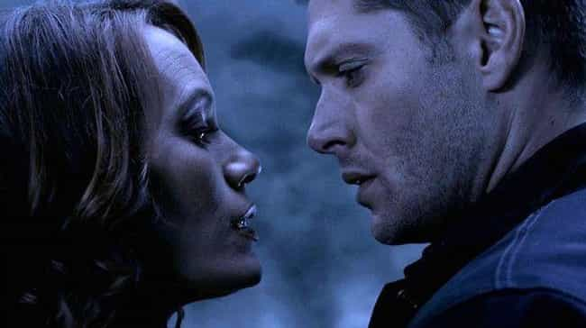 Aimless Interspecies Coupling is listed (or ranked) 7 on the list The 10 Most Overused Tropes in Supernatural Drama Shows