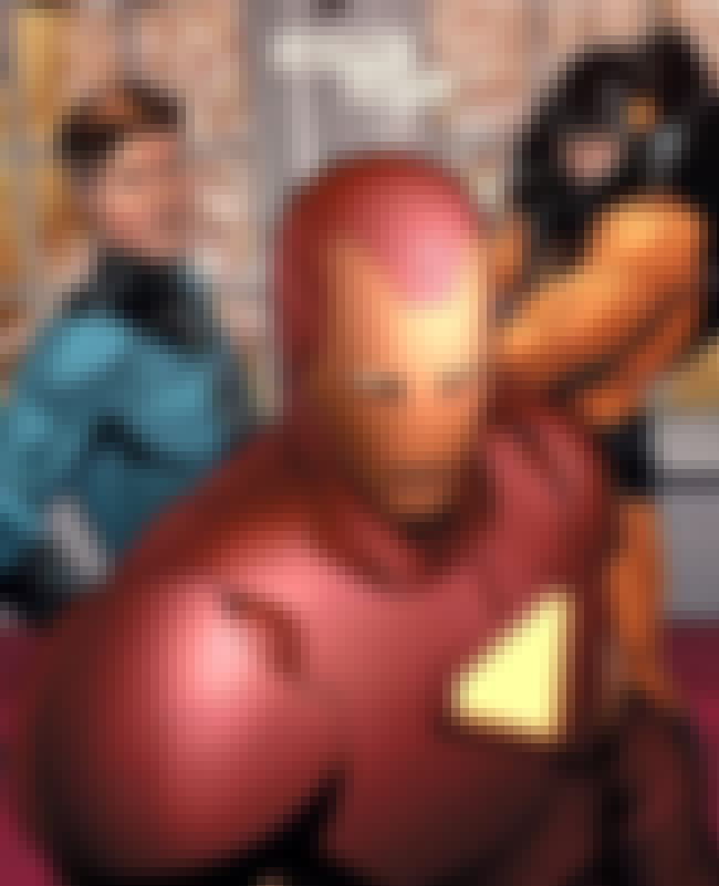 Tony Stark and Reed Richards G... is listed (or ranked) 2 on the list 14 Reasons Why Civil War Is the Most Overrated Marvel Event Ever