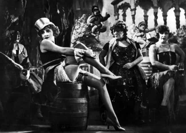 Weimar Berlin's Omnisexu... is listed (or ranked) 1 on the list Insane Facts About The Free-For-All Sexual Culture Of Weimar Germany