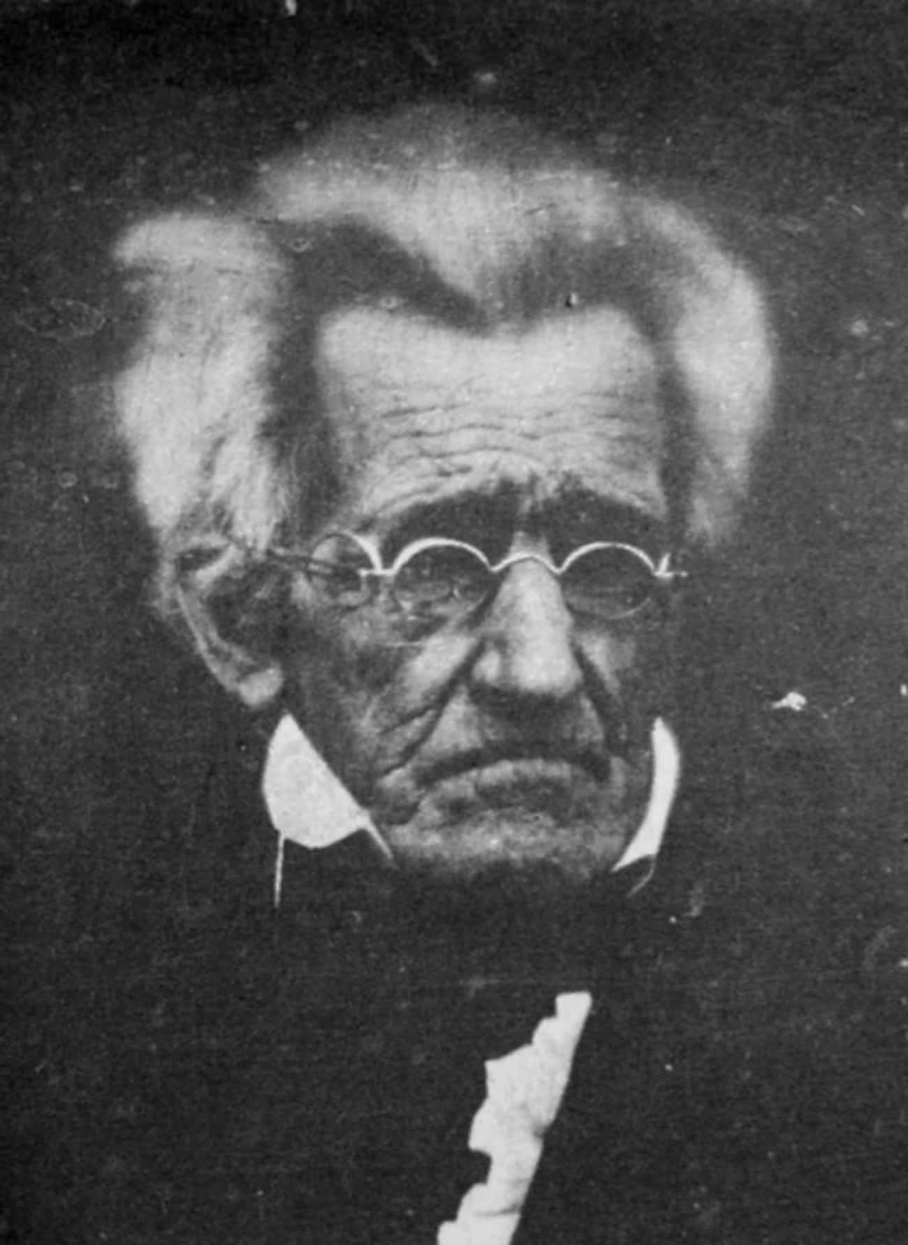 Andrew Jackson's Ghost Haunts  is listed (or ranked) 3 on the list 10 Creepy Presidential Ghost Stories from the White House