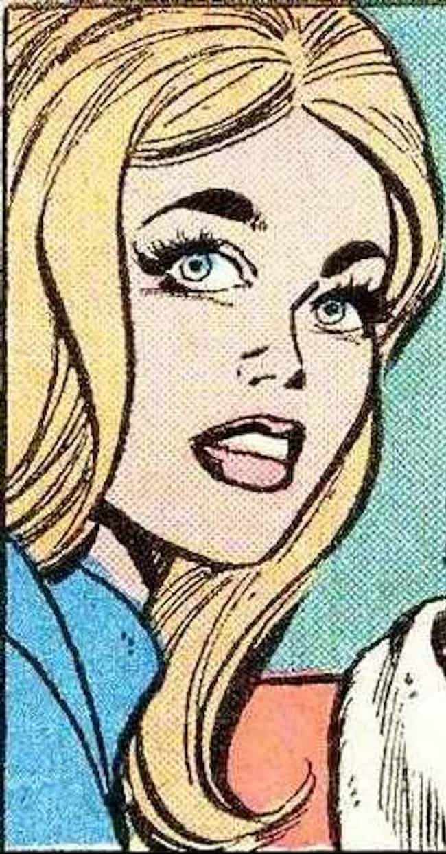 Lori Elton is listed (or ranked) 3 on the list The Various Loves & Hookups of Nightwing