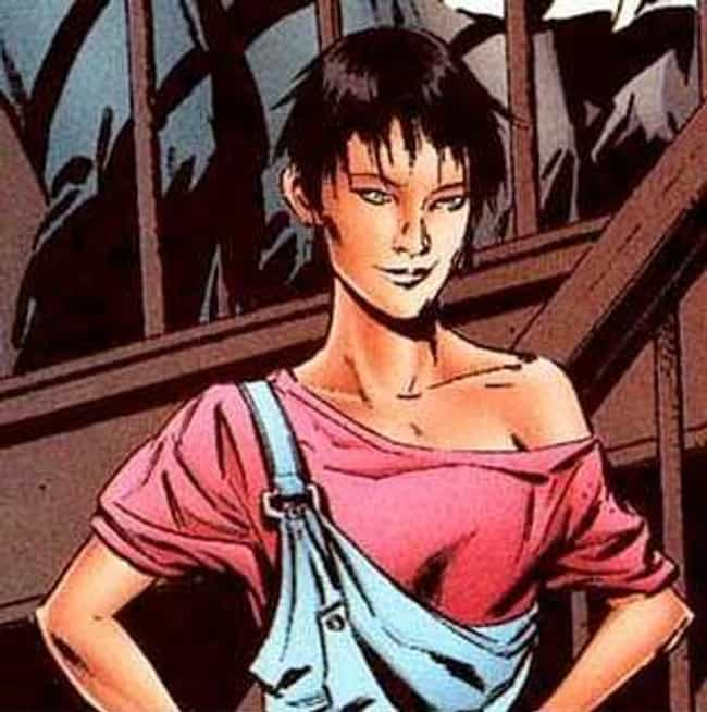 Bridget Clancy is listed (or ranked) 4 on the list The Various Loves & Hookups of Nightwing