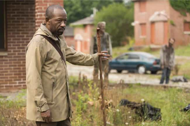 Carol and Morgan Will Ditch Th... is listed (or ranked) 3 on the list 23 WTF Moments from the Walking Dead Midseason Finale