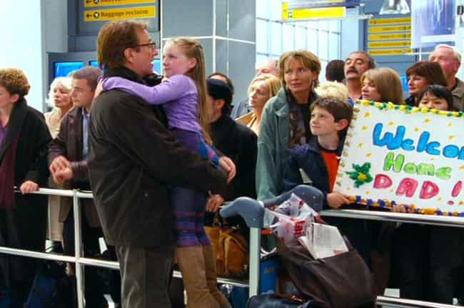 The Film Uses 9/11 to Manipula... is listed (or ranked) 1 on the list 14 Disturbing and Heinously Sexist Things You Never Noticed About Love Actually