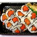 Spicy Salmon Roll is listed (or ranked) 9 on the list The Most Delicious Types of Sushi Rolls