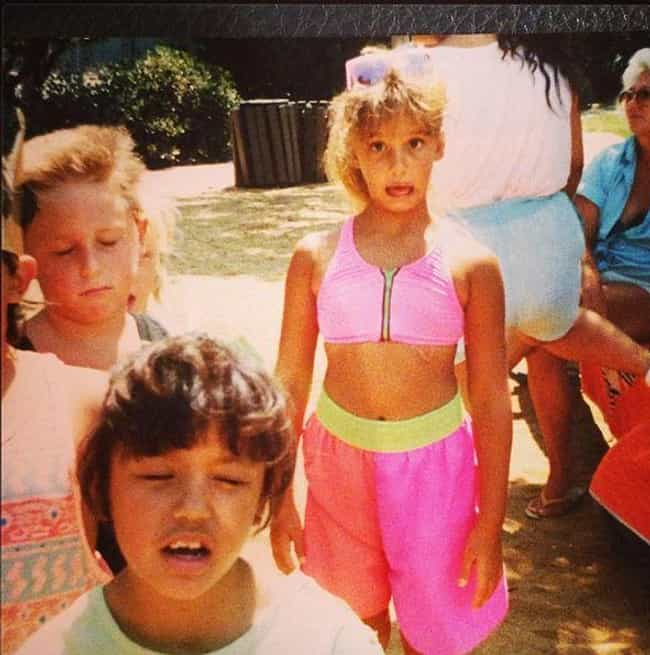 Jessica Alba and Her Cou... is listed (or ranked) 4 on the list Celebrity Family Photos That Are Almost Too Awkward to Handle