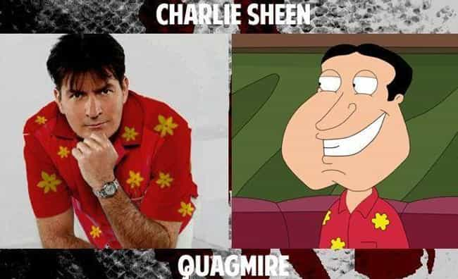 Can Never Be Un-Sheen is listed (or ranked) 2 on the list 28 Photos That Will Completely Change Your Perspective