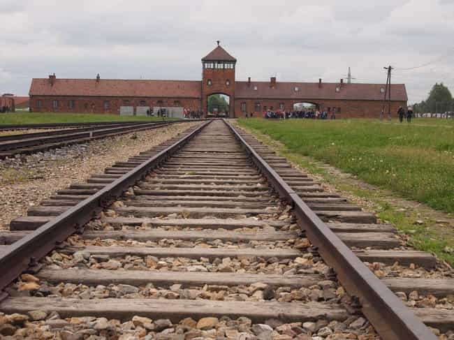 The Four-Day Train Ride ... is listed (or ranked) 1 on the list Holocaust Survivors Tell Haunting Stories of Life In Concentration Camps