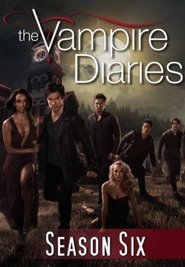 The Vampire Diaries - Se... is listed (or ranked) 4 on the list The Best Seasons of 'The Vampire Diaries'
