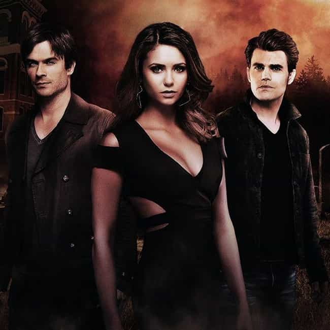 The Vampire Diaries - Se... is listed (or ranked) 4 on the list The Best Seasons of The Vampire Diaries