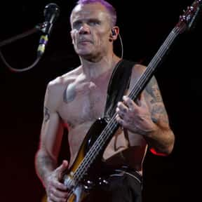 Michael Peter Balzary Flea is listed (or ranked) 24 on the list The All-Time Best Rock Bassists