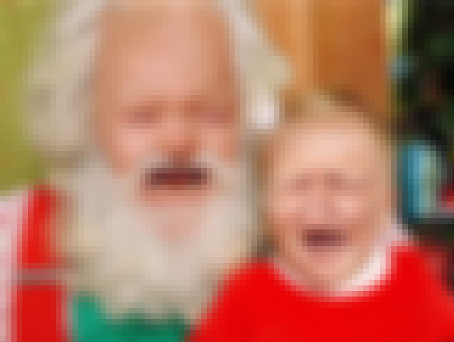 Trading Places is listed (or ranked) 3 on the list 18 Horrifying Santa's Lap Face Swaps