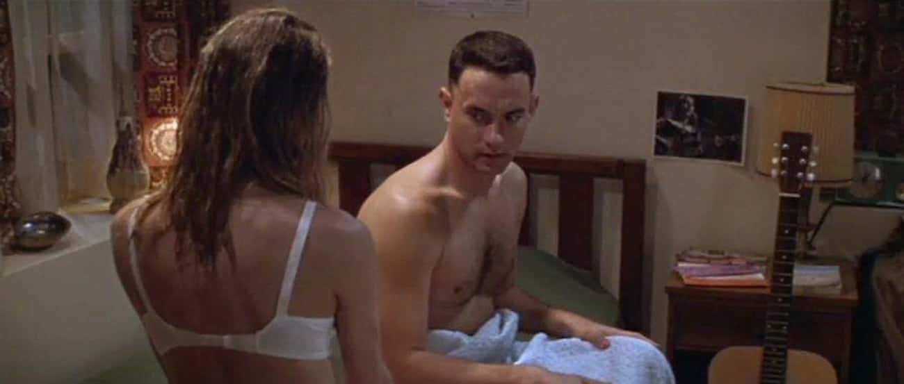It's Actually Super Disturbing That Forrest And Jenny Have Sex