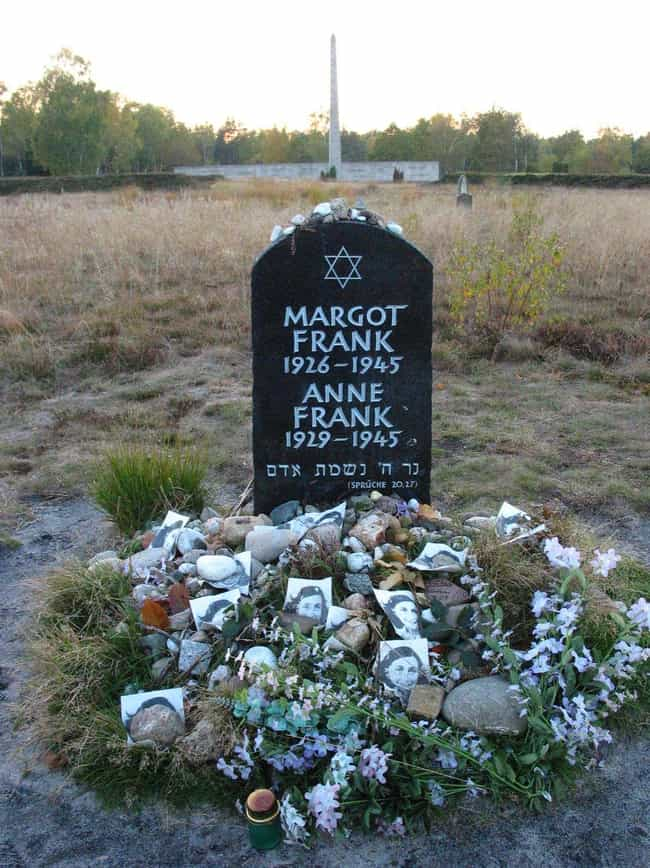 Anne Frank Ran Into Old ... is listed (or ranked) 7 on the list Holocaust Survivors Tell Haunting Stories Of Life In Concentration Camps