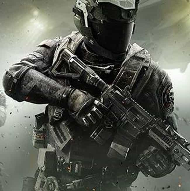 Call of Duty: Infinite Warfare is listed (or ranked) 2 on the list The Most Underwhelming Video Games of 2016