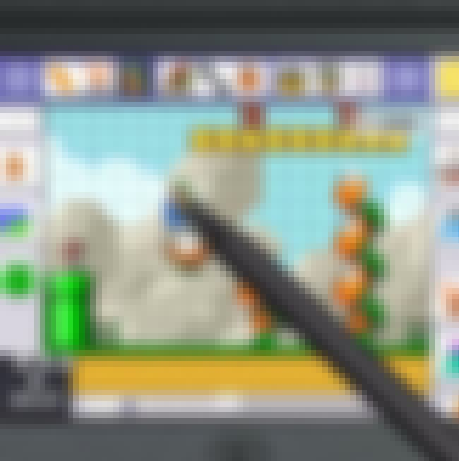 Super Mario Maker 3DS is listed (or ranked) 7 on the list The Most Underwhelming Video Games of 2016