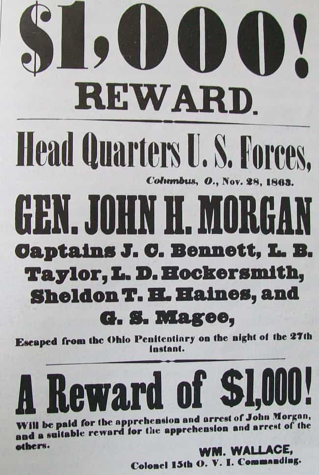 Real Wanted Posters for Old West Outlaws (Page 3)