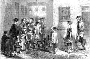 Most of Their Victims Were Among Edinburgh's Poorest Residents