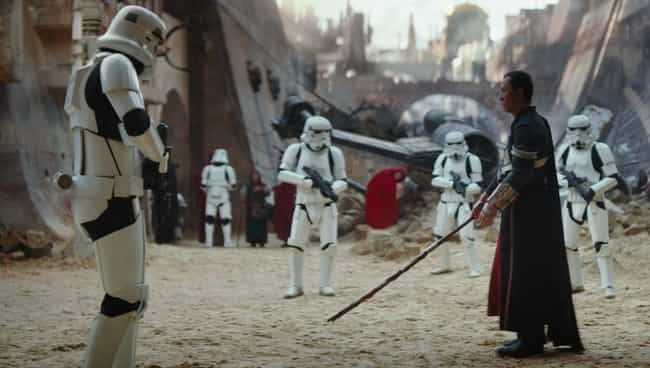 Rogue One Is a Mess is listed (or ranked) 3 on the list 18 Reasons Why Rogue One Is Way Overhyped