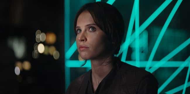 Unearned Pathos is listed (or ranked) 2 on the list 18 Reasons Why Rogue One Is Way Overhyped