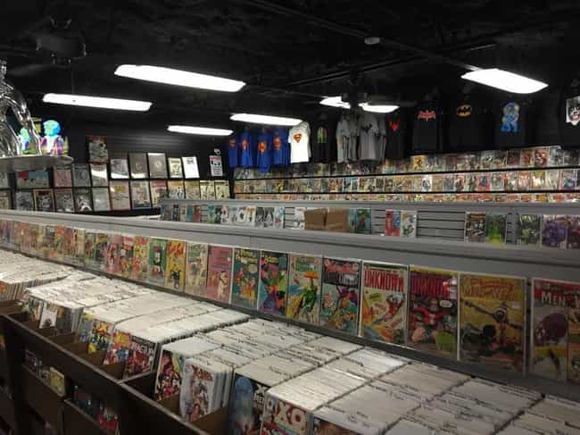Austin Books & Comics, Austin,... is listed (or ranked) 3 on the list 20+ Awesome Comic Book Hangouts Across The US