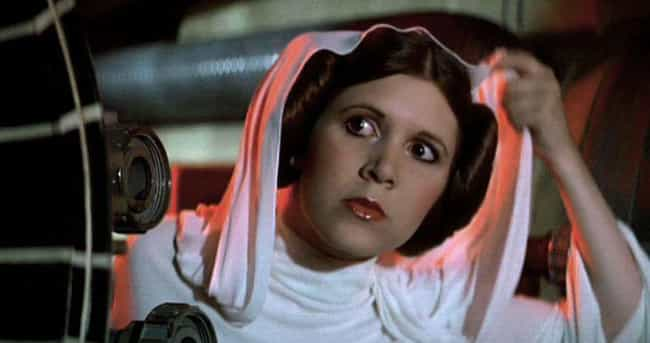 Princes Leia's 'Origin... is listed (or ranked) 4 on the list All the References to Other Star Wars Films in Rogue One