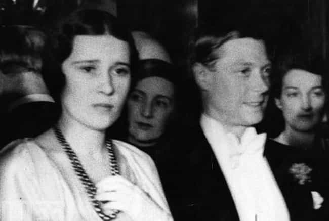 She First Met The Prince... is listed (or ranked) 4 on the list 13 Scandalous Facts About Wallis Simpson, the Woman Who Seduced a King