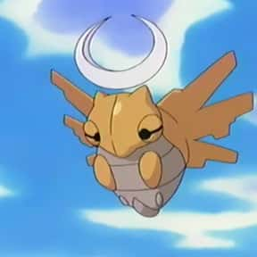 Shedninja is listed (or ranked) 22 on the list The Best Bug Pokemon of All Time