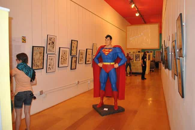 Toonseum, Pittsburgh, PA... is listed (or ranked) 3 on the list 13 Landmarks Every True Comic Book Fan Should Visit