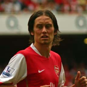 Tomáš Rosický is listed (or ranked) 23 on the list The Best Arsenal Players Of All Time