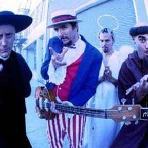 Les Claypool and the Holy Mack is listed (or ranked) 20 on the list The Best Bands Named After Sea Animals