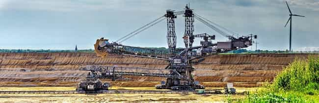 Mining is listed (or ranked) 4 on the list 10 Jobs That Commonly Drive Employees to Drug and Alcohol Abuse