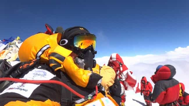 You'll Be Too Exhausted ... is listed (or ranked) 3 on the list 14 Things That Happen To Your Body When You Die On Mount Everest