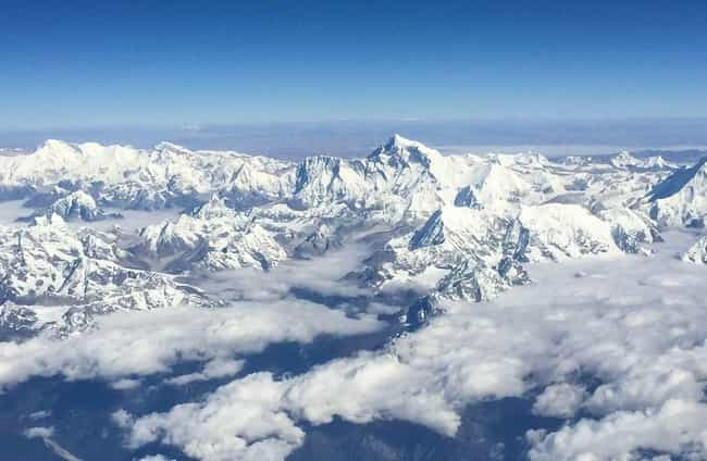 The Weather May Be Horrible is listed (or ranked) 2 on the list 14 Things That Happen To Your Body When You Die On Mount Everest