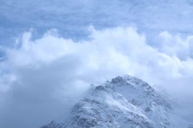 The Weather May Be Horri... is listed (or ranked) 2 on the list 14 Things That Happen To Your Body When You Die On Mount Everest