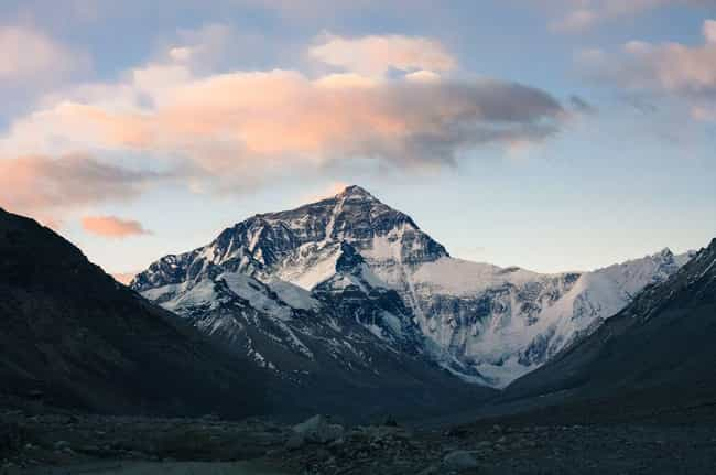 It Probably Won't Be An Av... is listed (or ranked) 1 on the list 14 Things That Happen To Your Body When You Die On Mount Everest