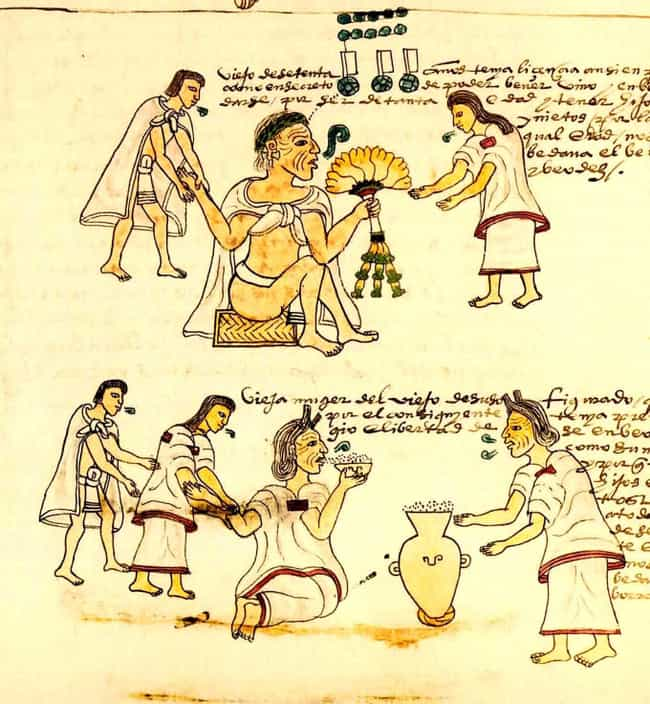 Quetzalcoatl Got Drunk And Hoo... is listed (or ranked) 2 on the list 12 Insanely Violent Stories From Ancient Aztec Mythology