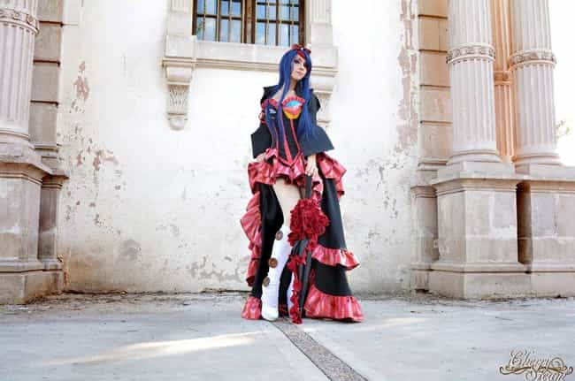Ryuko Matoi is listed (or ranked) 4 on the list 15 Awesome Steampunk Cosplays of Your Favorite Anime Characters