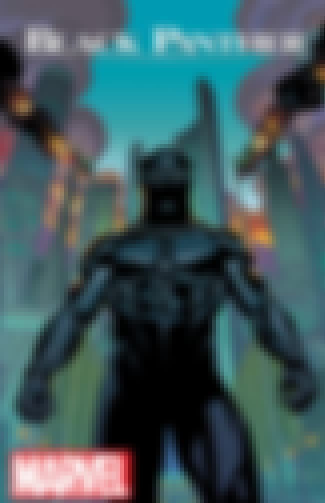 Black Panther is listed (or ranked) 4 on the list One-Shot Comics and Graphic Novels to Give to Friends Who Don't Read Comics
